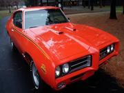 1969 PONTIAC gto 1969 - Pontiac Gto